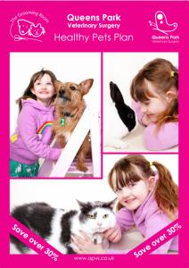 Healthy Pets Plan